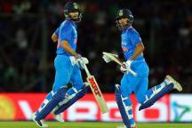 India vs Sri Lanka 1st ODI Match Highlights: Dhawan & Kohli Take India Home