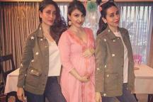 Soha's Baby Shower: Kareena, Karisma, Konkona Join In Celebrations