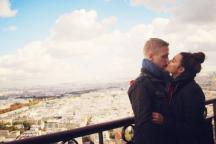 Aashka Goradia Packs On the PDA With Brent Goble in Paris