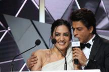 When Archie Panjabi Met Her Inspiration Shah Rukh Khan