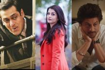 SRK, Aishwarya, Salman: Then-And-Now Photos That Show How Time Flies