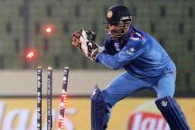 Superman MS Dhoni Sets New Wicket-keeping Record in Indore