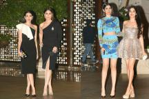 Kareena-Karisma, Khushi-Jhanvi Slay At The Ambani Bash