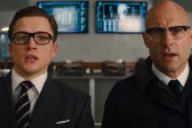 Kingsman-The Golden Circle: The Film Serves Best as Popcorn Entertainer