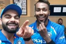 Virat Kohli Pulls Up KL Rahul While Interviewing Hardik Pandya