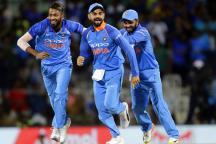 India vs New Zealand, Live Cricket Score, 1st ODI, Mumbai: Pandya Sends Guptill Back
