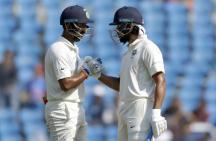 Cricket Live Score, India vs Sri Lanka 2017, 2nd Test, Day 2, Nagpur: Pujara Slams 17th Test Fifty