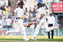 Shikhar Dhawan & KL Rahul Hand India the Edge on Day 4; Hosts Lead by 49