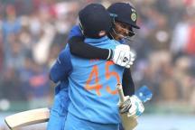 Hardik Pandya Compares Rohit Sharma to Lightning After Mohali Double Century