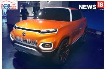 Auto Expo 2018   Maruti Suzuki Concept Future S (First Look) Video