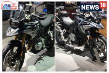 Auto Expo 2018: First Look of BMW Motorrad F 750 GS And F 850 GS