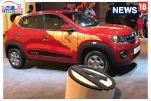 Auto Expo 2018: Renault KWID Marvel Iron Man Superhero Edition