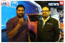 Auto Expo 2018: Pratap Bose - Head of Design, Tata Motors Interview