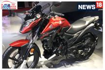 Auto Expo 2018: First Look of Honda XBlade