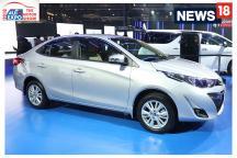 Auto Expo 2018: Toyota Yaris Sedan (First Look)