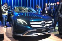 Mercedes Benz E-Class All Terrain First Look Video At Auto Expo 2018