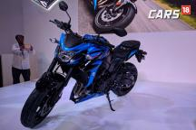 Auto Expo 2018: Suzuki Intruder With Fuel Injection, GSX-S750 and Burgman Unveiled