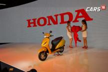 Auto Expo 2018: Honda Activa 5G Unveiled, Check Out Whats New