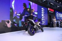 Yamaha YZF-R3 First Look Video at 2018 Auto Expo