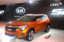 Kia Motors Makes Official Debut in India, Unveils New SP Concept Compact SUV