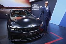 Auto Expo 2018: New BMW M3 Sedan and New BMW M4 Coupé Launched in India.