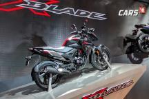 Auto Expo 2018: Honda Unveils X-Blade and 2018 CBR1000RR and CBR1000 SP