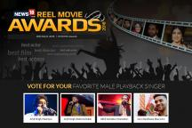 News18 Reel Movie Awards: Nominees For Best Playback Singer Male 2017