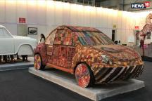 Cartist: The Automobile Art that is Grabbing Eyeballs at Auto Expo 2018