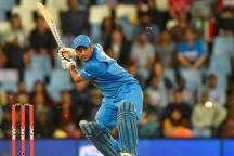 Mahi Woke Up in the Last 5 Overs & Hit Some Great Shots: Manish