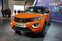 Tata Nexon AMT First Look Video at Auto Expo 2018