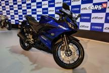 Auto Expo 2018: Yamaha R15 3.0 Launched in India for Rs 1.25 Lakh