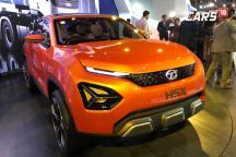 Auto Expo 2018: Tata Motors Unveils H5X and H4X Concept, Showcases Nexon AMT and Tigor EV