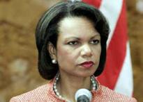 Condoleezza Rice's speech