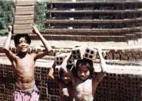 Seven child labourers buried alive