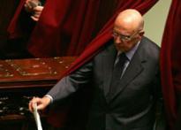 Italy prez chosen, govt to be formed