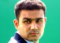 Former cricketers shield Sehwag
