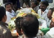 State cremation for Suryanarayana