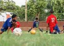 Young fans fancy India at FIFA WC