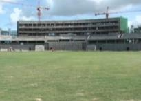 Chinese hand in Viv Richards stadium