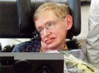 French accent spells divorce: Hawking