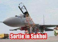 Sortie in Sukhoi: Kalam's skybound