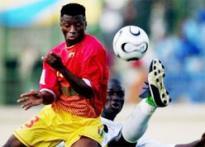 Footballer loses eye in on-field clash