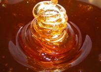 Honey helps heals wounds faster