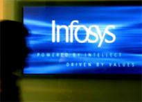 Will Infy bring cheer back to IT sector?