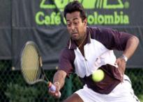 Paes-Damm lose in Wimbledon semis