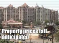 Property prices may nosedive