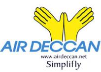 Fly for Rs 3 on Air Deccan's b'day