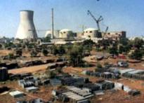 Atomic plant terror alarm: Search on