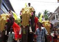 Onam puts Kerala in festive mood