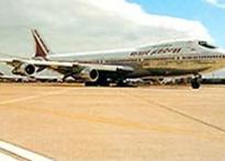 A-I flight diverted after terror scare
